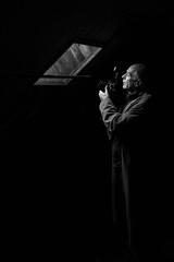 Observational photographer