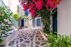 Parikia, Paros (Kevin R Thornton) Tags: paros parikia mediterranean greece nikon d90 travel street egeo gr