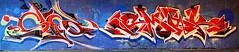 SLED X SMAK (SMAK TOWN) Tags: smak graffiti sled bristol 2017 dmx red cream buck uk graff