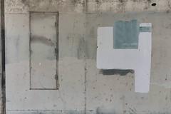 4/14 (astro twilight) Tags: paint bart graffiti wall underpass rockridge oakland