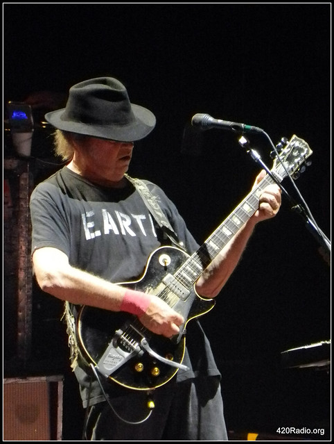 Neil Young & Promise of the Real - Chiles Center - University of Portland - Portland, Oregon - 10/19/15