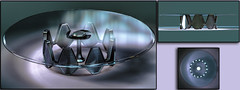 TableD36f (Ke7dbx) Tags: furniture table producdesign productdesign industrialdesign glass metal 3d modo cgi cg design