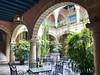 Courtyard, Hotel Florida