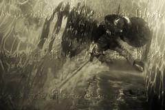 quijote contra el tiempo (Mauricio Silerio) Tags: quijote quixote literature tales tale underwater meikon sony alpha a5000 warrior surreal surrealism surrealisme dreaming dream fantasy clock time quantum nikon d3200 olympus