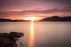 Feel the Earth Breathing (johnkaysleftleg) Tags: lochmaree northwesthighlands highlands scotland sunset 10stopfilter longexposure ndhardgrad06 canon760d sigma1020mmf456exdchsm