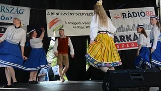 Lithuanian folk dance