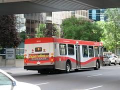 CT_8020_D40LF (Shahid Bhinder) Tags: mypictures transport transit newflyerbuses calgarytransit d40lf