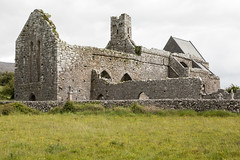 From the north east | Corcomroe Abbey | Exploring the Burren-10 (Paul Dykes) Tags: theburren cistercians corcomroeabbey countyclare ireland ie eire