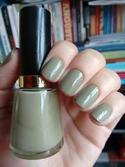 Muse - Revlon (Mari Hotz) Tags: esmalte unha verde revlon