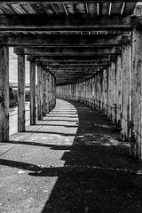 Under Whitby Pier 1 (1 of 1) (dahol2) Tags: 2017 whitby spstrip nikond7100 pier ruby3