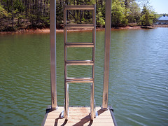 Dock Accessories - Dock Ladders