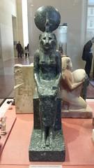 20161208_114644 (enricozanoni) Tags: ancient egypt egyptian art louvre paris statues sarcophagi musical instruments cats stele frescoes hieroglyphics