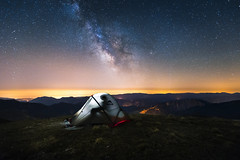 Away From The Crowd (jpmiss) Tags: night landscape milkyway nature stars canon nuit frenchriviera paysage jpmiss astrophotography astroscape ciel nightscape 6d sky cotedazur paca voielactée 1635mm étoiles beuil provencealpescôtedazur france fr