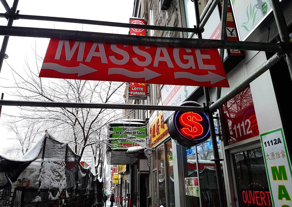 Massage Datang Chinatown Montreal (Walker Larry) Tags: massage montreal  massotherapie chinatown therapeutique salon
