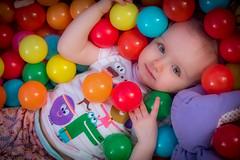 Ball Pit Portrait (Wayne Cappleman (Haywain Photography)) Tags: haywain photography wayne cappleman farnborough hampshire kids baby toddler portrait ruby