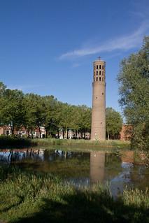 Breda - Toren van de voormalige Sint-Michaëlskerk
