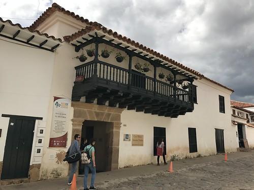 Casa Museo de Antonio Nariño, Villa de Leyva, Colômbia.