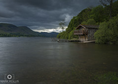Duke of Portland Boathouse, Ullswater, Lake District (Mark Hollis Photography) Tags: duke portland boathouse ullswater lae district long exposure lee filters little stopper graduated filter