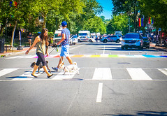 2017.06.09 DCRainbowCrosswalks, Washington, DC USA 6200