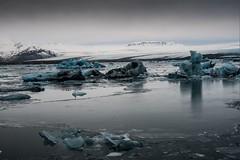 Islande, glacier, 20 (Patrick.Raymond (3M views)) Tags: islande mer glace glacier gel froid hiver hdr nikon