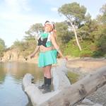 Shooting Lulu - Yuri Kuma Arashi - La Badine - Presqu'île de Giens -2017-05-30- P2090467 thumbnail