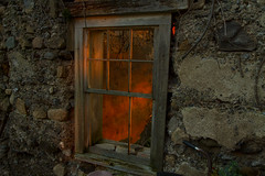 Dawn (Matt Champlin) Tags: dawn morning life quote sun sunlight time change love old decayed barn farm skaneateles home cny 2017 random glow glowing window windows patience