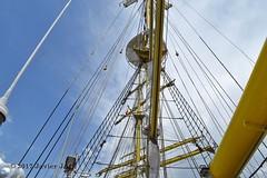 El Velero Rumano Mircea es un velero del tipo barca de tres mástile  (61) (javier_cx9aaw) Tags: elero rumano mircea