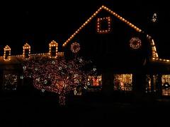 39 Christmas Lights (megatti) Tags: christmas christmaslights decorations lahaska pa peddlersvillage pennsylvania