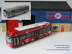 London Wright Fuel Cell Bus (Accyblue) Tags: wrightbus pulsar fuel cell london hydrogen bus