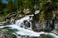 little waterfall (Tiziano Photography) Tags: lillaz valledaosta waterfall river mountains trees water nikond750 d750 nikon landascape cascata cascatadilillaz acqua montagne alberi fiume panorama
