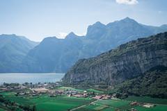 Lake Garda (mao832) Tags: paesaggio landscape d5500 nikon blu blue verde green water acqua italy varone italia veneto trentino verona lago garda lake