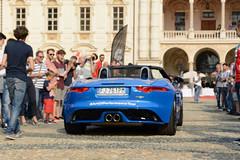 Jaguar F Type V8 S  (rear) (an4cron) Tags: auto 2017 motor car torino parcodelvalentino salone concept show
