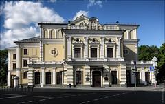 Минск, Беларусь, Национальный академический театр имени Янки Купалы (zzuka) Tags: минск беларусь minsk belarus