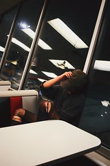 June 28th, 2017 » These shots had no business turning out as perfect as they did. These were taken in a McDonald's on the sketchy part of town, and yet I still swoon as I scroll through. Just how » Taken by Emma aka @idiotcactus on instagram (Human Visuals) Tags: moody atmospheric oddlysatisfying mcdonalds mcdons fries 50mm 14 24mm 28 cinematic vignette bold grunge redandwhite food morefriespls femalemodel emotrash lesbianoscarnominee horseriderjunkienikondoublerainbow phew