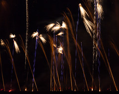 Suspended Time LUCY in the sky with Diamonds (BigAl7) Tags: camphill wooltonwood fireworks outdoor