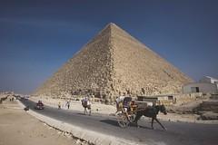Egypt - Pyramid corner (chrisbastian44) Tags: egypt egyptian cairo cai pyramid pyramids ancient ancientwonder worldheritage unesco sevenwonders middleeast desert middleeastern bucketlist