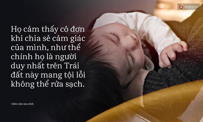 Từ cái chết của em bé 33 ngày tuổi: Chưa bao giờ nỗi đau trầm cảm sau sinh lại khiến người ta bàng hoàng đến thế! - Ảnh 6.