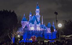 Magical Castle (Stew_Bayarea) Tags: disneyland castle california amusementpark vacation