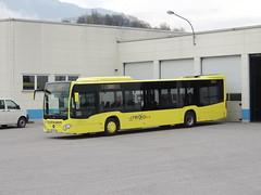 DSCN8850 Zillertaler Verkehrsbetriebe AG, Jenbach SZ 122 ZP (Skillsbus) Tags: buses coaches austria zillertaler zillertalbahn mercedes citaro regiobus achensee vvt