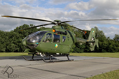 271 / Irish Air Corps / Eurocopter EC135 (Peter Reoch) Tags: 271 irish air corps eurocopter ec135 irishaircorps airbus helicopters h135 h135m helicopter ireland military combat raf cosford show royalairforce trackway helipad deployed parking aviation aircraft flying