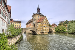 "Bamberg Townhall • <a style=""font-size:0.8em;"" href=""http://www.flickr.com/photos/45090765@N05/34619665443/"" target=""_blank"">View on Flickr</a>"
