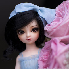 Flower Girl (snowgray.beautywhite) Tags: bjd volksdoll volksyosdkanata yosdkanata volks yosd superdollfie