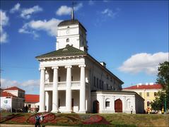 Минск, Беларусь, Ратуша (zzuka) Tags: минск беларусь minsk belarus