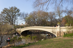 The Bow Bridge in Central Park - New York City (The_Anorak) Tags: newyork newyorkcity unitedstates usa northamerica manhattan 14th 15th 16th 17th april 2017 holidayofalifetime bowbridge centralpark