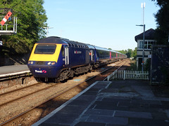 43155 Liskeard (Marky7890) Tags: gwr 43155 class43 hst 1a98 liskeard railway cornwall cornishmainline train