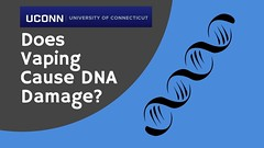 UCONN Says Vaping Causes DNA Damage But Is It True? (VapePassion) Tags: uconn says vaping causes dna damage but is it true