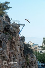 Agios Nikolaos Cliff Diving 2016 (Agios Nikolaos Crete) Tags: agncd cliffdiving summer2017 crete2017 agiosnikolaoscrete