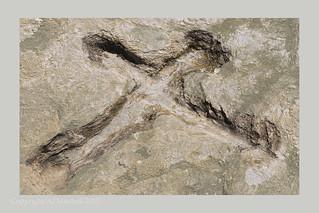 Neolithic cross