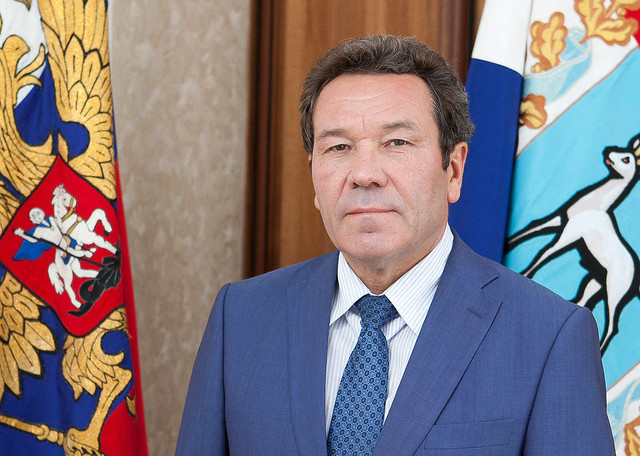 Николай Лядин стал главой Сызрани