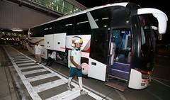 Desembarque no Equador (03/07) (sepalmeiras) Tags: hotelhilton palmeiras sep desembarque thiagosantos